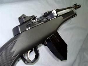 Ruger Mini-30 Tactical