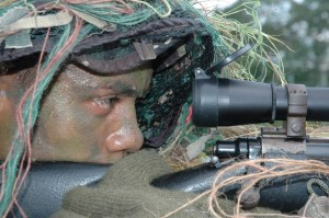Adjust the Scope for the Correct Eye Relief