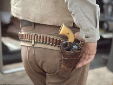 "The ""Duke"" Holster"