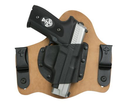 Holster Cant – What You Can and Can't Do About It | Guntoters