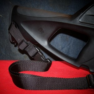 Rear Sling Mount - Perfect for the Condor 2 Point Sling - Note Buckle for QD