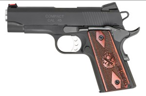 "Springfield Range Officer Compact - A lot of pistol but not a ""Commander"""