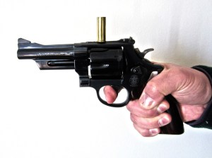 Smoothing the trigger pull on a revolver is more difficult than with a pistol.