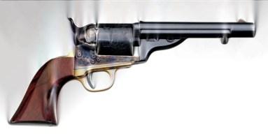 1871 Colt Navy Conversion