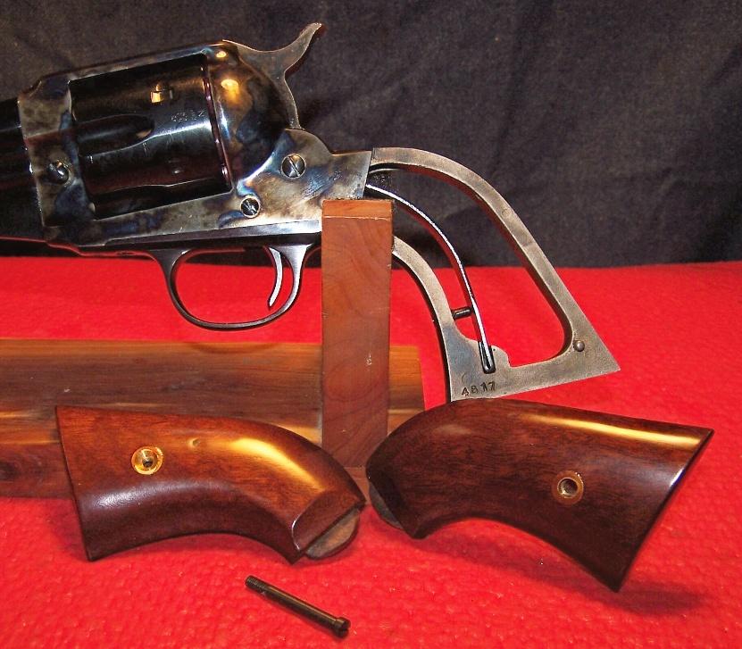 1875 Remington 'Outlaw' by A  Uberti | Guntoters