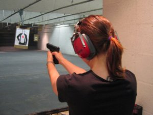 """The More That You Handle a Firearm, The More Chance That It Become """"You."""""""
