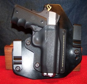 "SHTF Gear Holster for 4.25"" 1911 - Note Sweat shield"