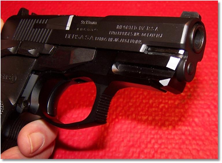 Bersa Thunder9 UC Pro (Matte Black) – A Look See | Guntoters