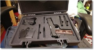 The Springfield Armory 1911 Loaded (Model PX9109LP) and An Array of Accessories