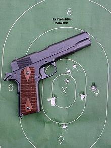 "Colt 1911 ""Government"" Model Pistol"