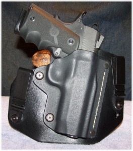 The Springfield ROC in the Modified SHTF Gear Holster