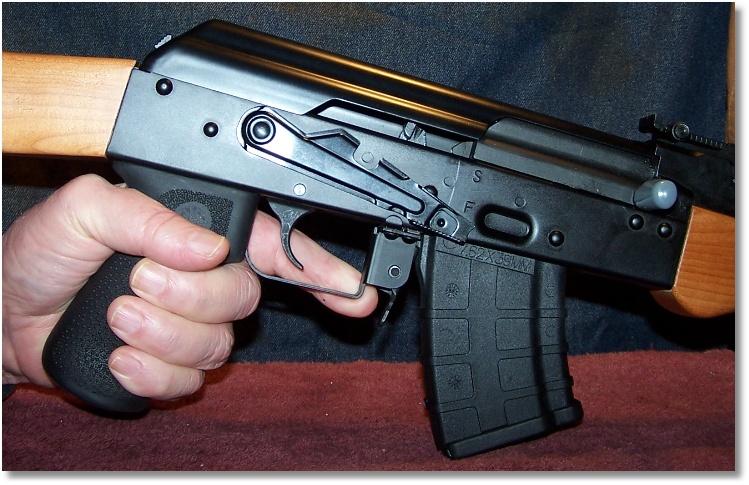 Warming Up to the Kalashnikov Platform, Part 2 – The CIA