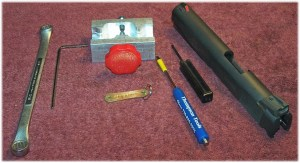 Required Tools for Extractor Tension Adjustment