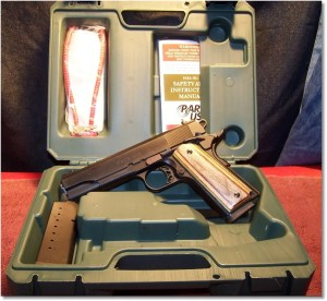 "Para-USA ""Expert"" 1911 w/Hogue Fancy Grip Panels (No the grip panels do not come with the pistol)"