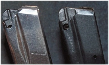Springfield (Left) and ProMag (Right) Follower Profile