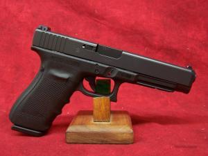 RANGE GUN REVIEW – GLOCK 41 GEN 4 | Guntoters