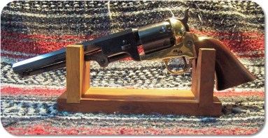 Shooting Black Powder – Pietta 1851 Navy Colt,  36 Caliber