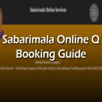 Sabarimala Q Online Booking 2021-22 Virtual Darshan Ticket sabarimalaonline.org