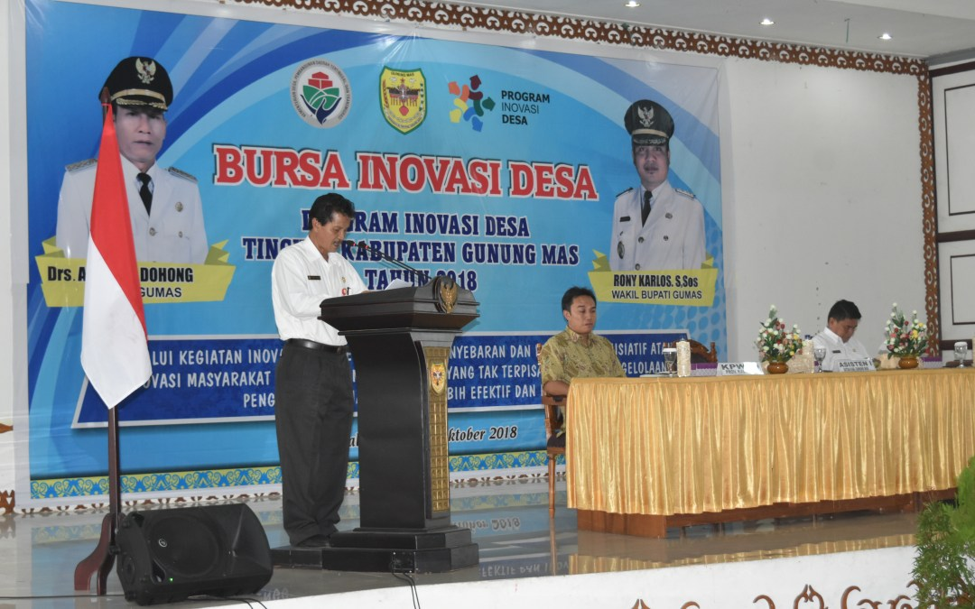 Bursa Inovasi Desa Jadi Ajang Pertukaran Cara Pembangunan Desa