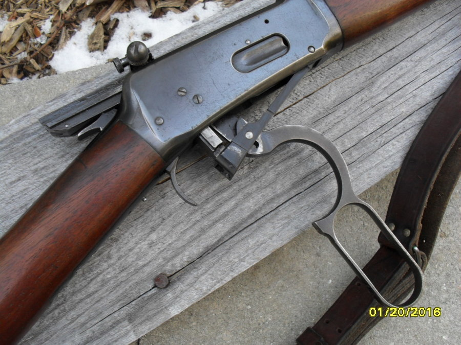 Serial Number Info For Winchester Model 94
