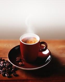 Skani garuojanti kava