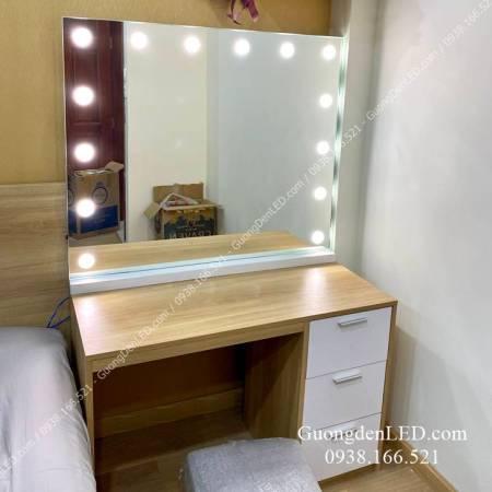 Gương Đèn LED Siêu Sáng