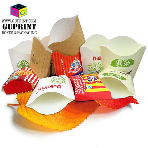 Fast Food Paper Packaging Boxes China Manufacturer