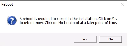 Storefront Reboot Prompt
