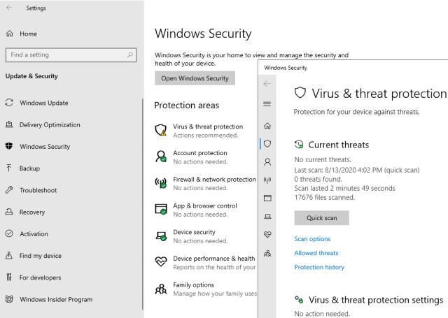 Citrix and Microsoft Windows Defender Disconcert