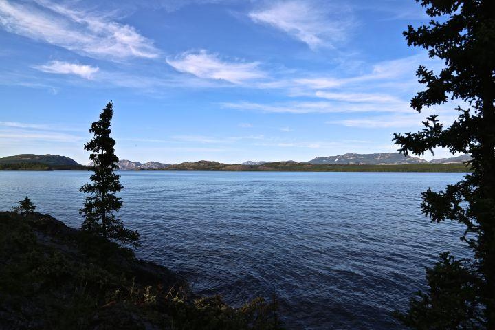 Lake Laberge, Yukon, Canada | Photo by: Gurdeep Pandher