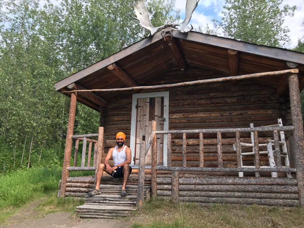 Robert Service Cabin in Dawson City