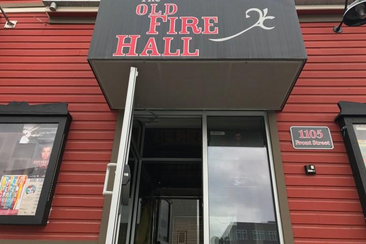 Old Fire Hall, Whitehorse, Yukon