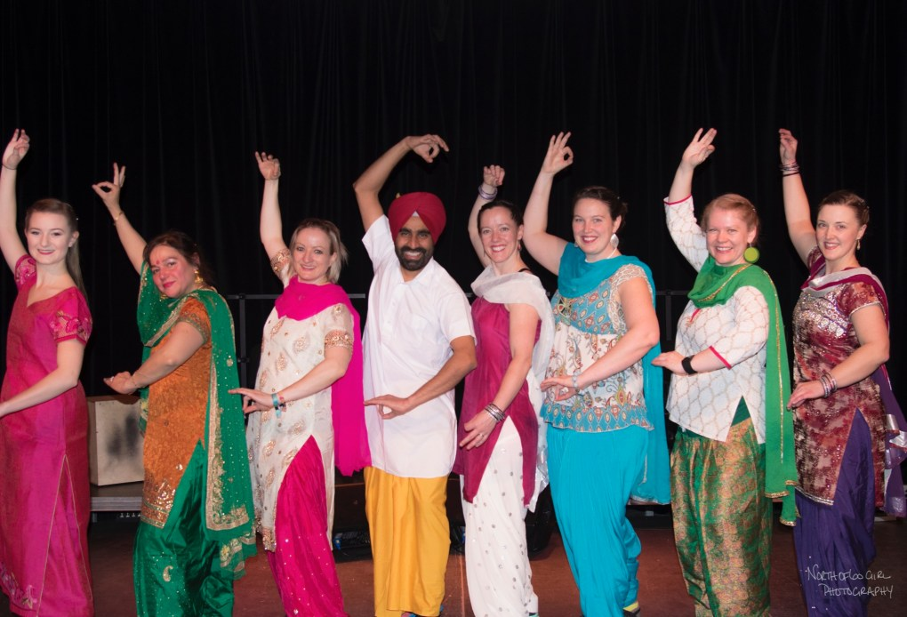 Love of Culture- Recreating Punjab in the Yukon. Photo by: Laurie Tamminen