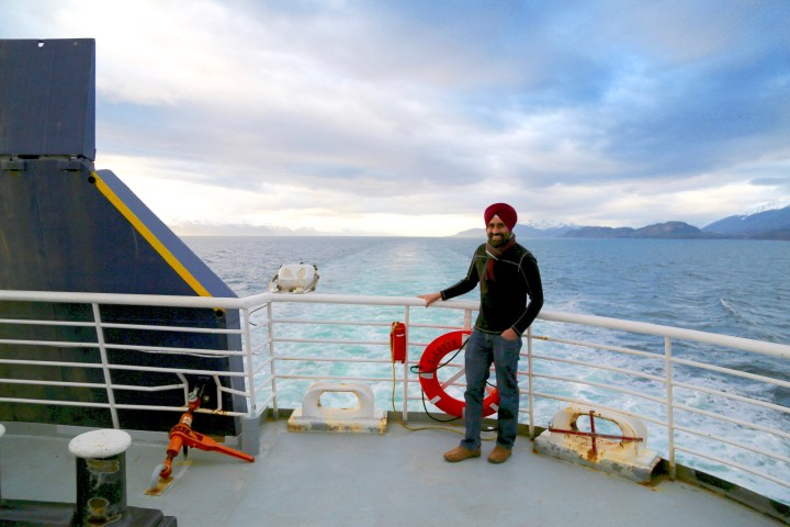 A Trip From Skagway to Juneau