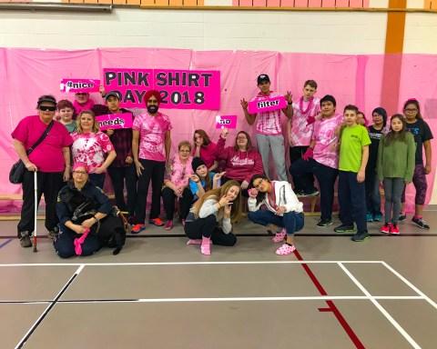 Watson Lake Secondary School | Yukon | Pink Shirt Day Video | Anti-Bullying Awareness