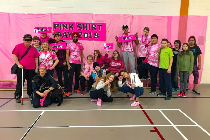 Watson Lake Secondary School | Yukon | Pink Shirt Day Video | Anti-Bullying Awareness