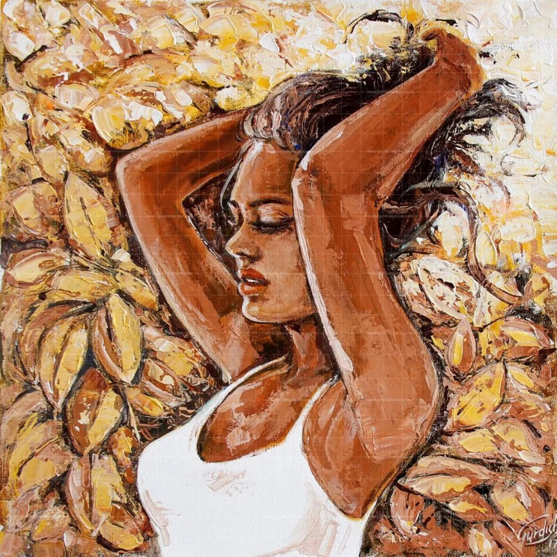Top most beautiful women painting