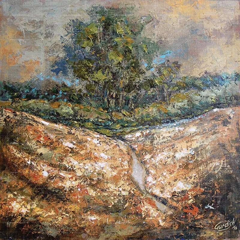Famous landscape foreign painting