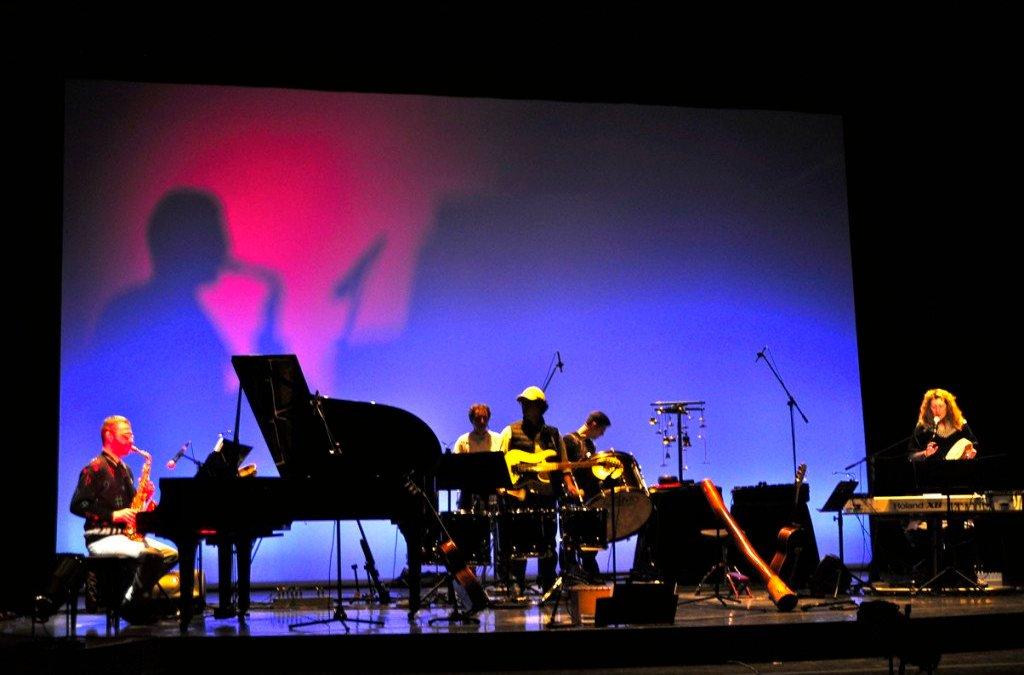 Η μουσική ομάδα ΡΟΔΑ παίζει ΓΚΟΥΡΤΖΙΕΦ στο RADIO CITY Θεσσαλονίκης