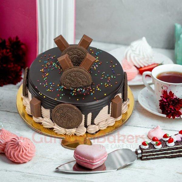 badass oreo cake