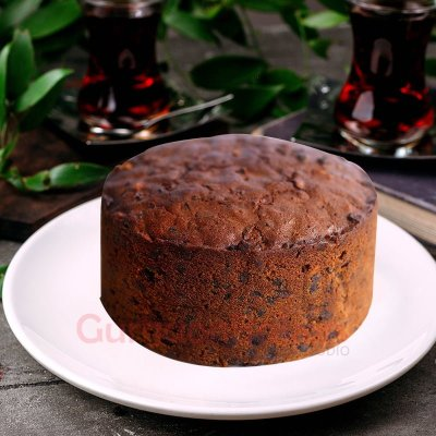 classic christmas fruit cake