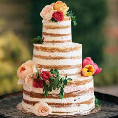 natures bounty wedding cakes online