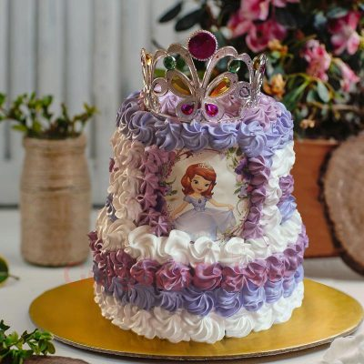 princess sofia the first cake