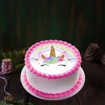 spectacular unicorn cake
