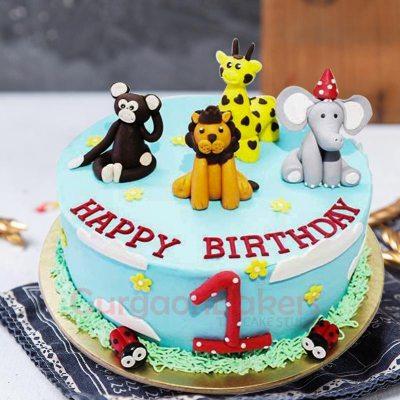animal island cake