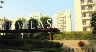 4 BHK + SQ APARTMENT, MGF THE VILAS, GURGAON