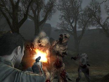 恐怖遊戲-第一人稱恐怖遊戲的機制藝術