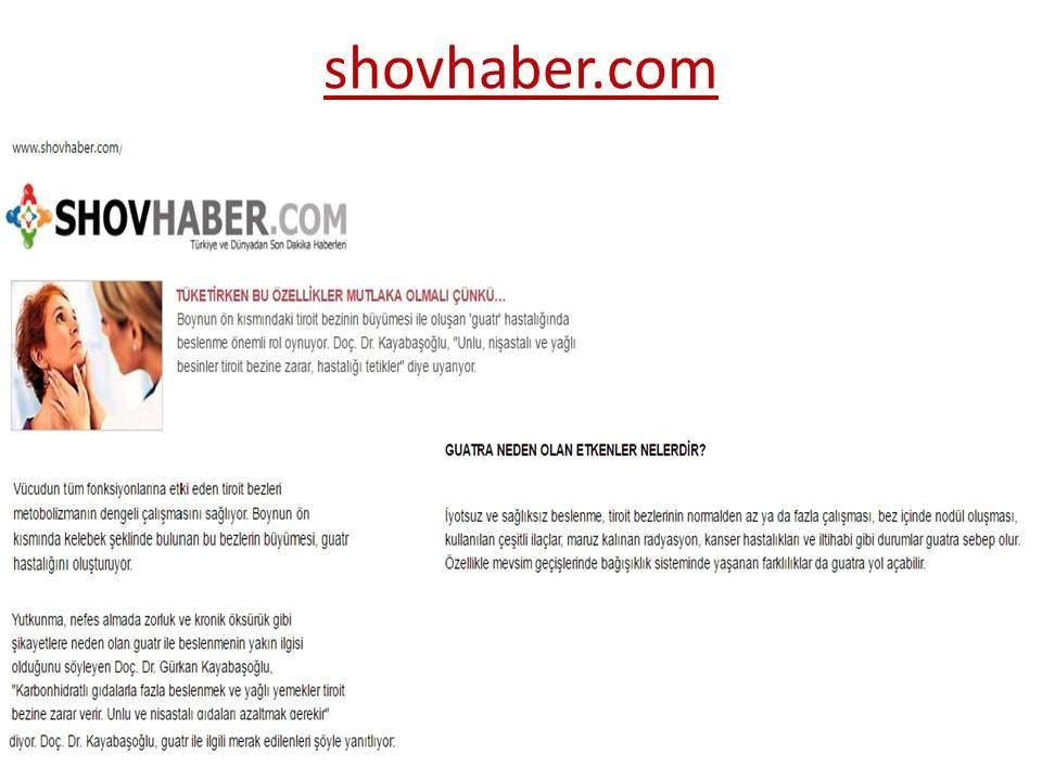 Shovhaber.com