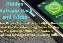 Photo of Intresting Whatsapp Hidden Hacks That You Must Know   Explained Whatsapp Tricks