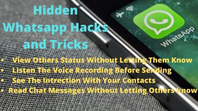 Photo of Intresting Whatsapp Hidden Hacks That You Must Know | Explained Whatsapp Tricks